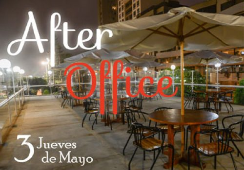 After Office – Jueves 3 de Mayo