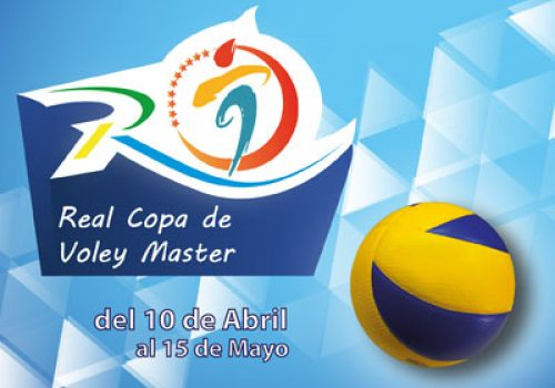 X Real Copa de Vóley Master