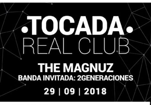 Tocada Real Club – 29 de Setiembre