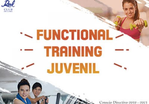 Functional Training Juvenil