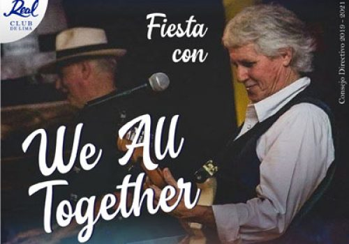 Fiesta con We All Together