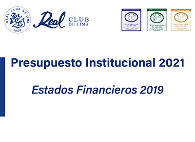 Estados Financieros RCL